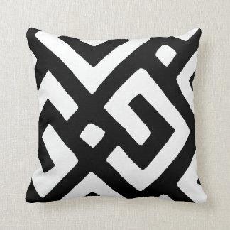 African Kuba Cloth 2 Pillow