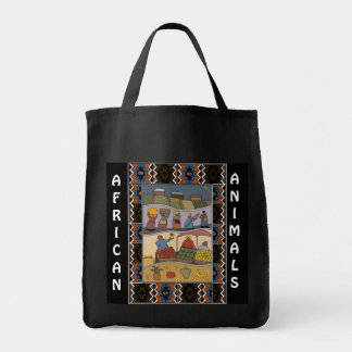 African ladies at work tote bag