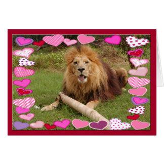 african-lion-00030-65x45 card