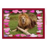 african-lion-00030-65x45 tarjeta de felicitación
