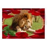 african-lion-00069-65x45 tarjeta de felicitación