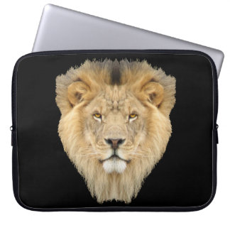 African Lion Computer Sleeve