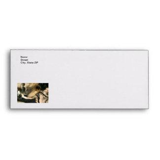 African Lion Envelope