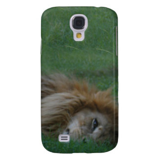 African Lion i Samsung Galaxy S4 Cover
