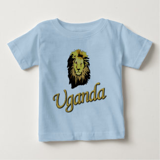 African Lion O Series Baby T-Shirt