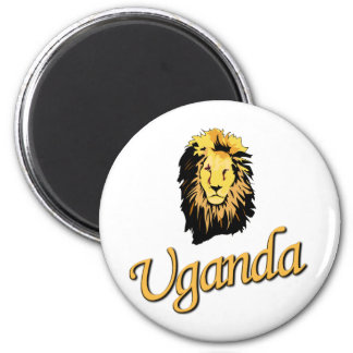 African Lion O Series Magnet
