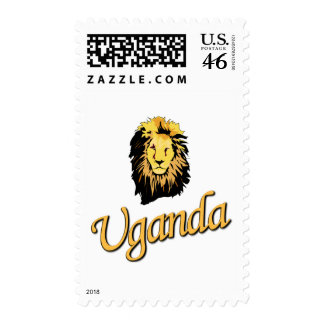 African Lion O Series Postage