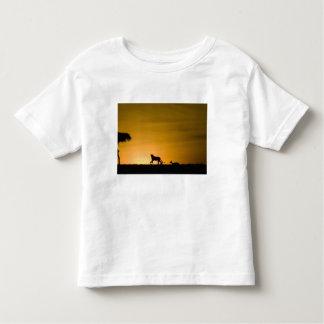 African Lion, Panthera leo, chasing gazelle Toddler T-shirt