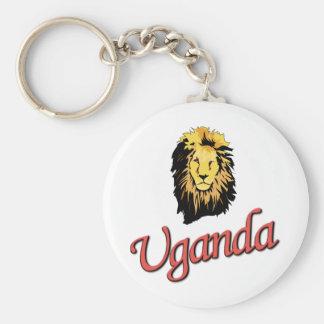 African Lion R Series Keychains