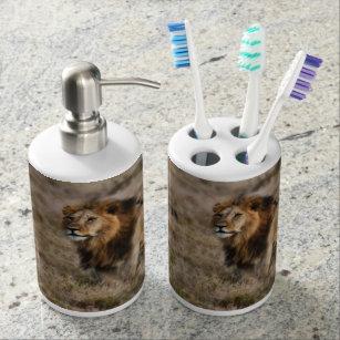 Lion King Bath Accessory Sets Zazzle