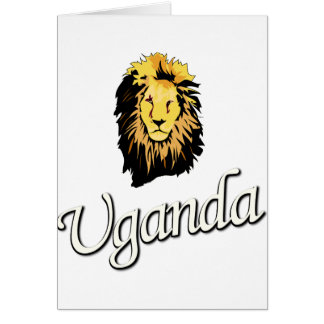 African Lion W Series Card