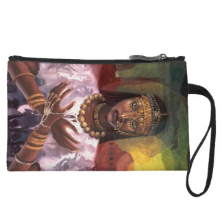 'African Majesty' purse
