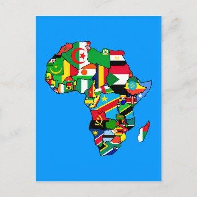 флаг африки