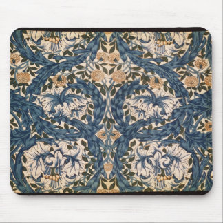 African Marigold' design, 1876 Mouse Pad
