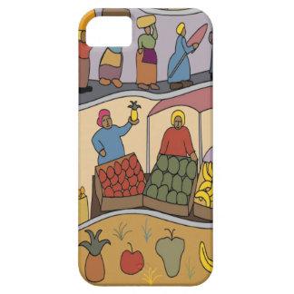 African market iPhone SE/5/5s case