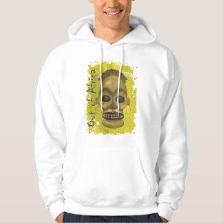 African Mask Hoodie
