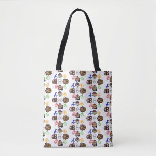ca1e1b892d African Mask Tote Bags