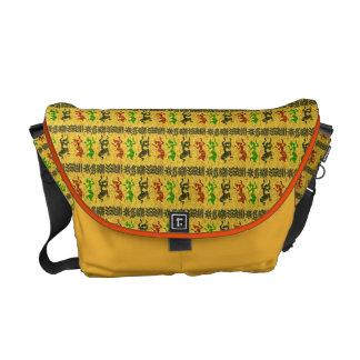 African Messenger Bag
