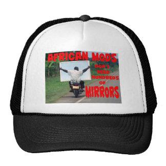 african mods trucker hat