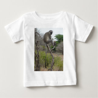 African Monkey in Krueger Park, South Africa Baby T-Shirt