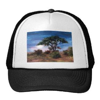 African Moon Cap Trucker Hat
