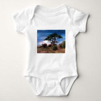 African Moon Infant T-shirt