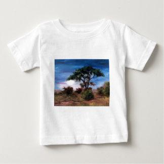 African Moon Infant Tshirt