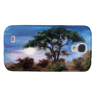 African Moon IPhone 3 Case