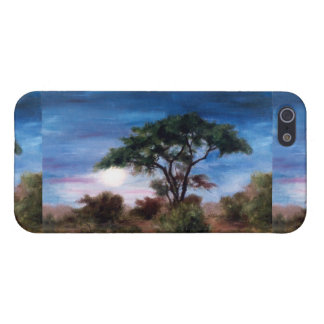African Moon IPhone 4 Case