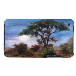 African Moon iPod Touch Cases