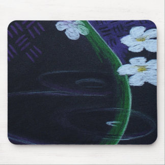 African Moon Miami Deco I Mouse Pad
