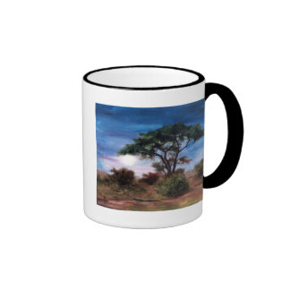 African Moon Mug