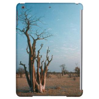African Moringo Tree On Plain, Etosha National iPad Air Case