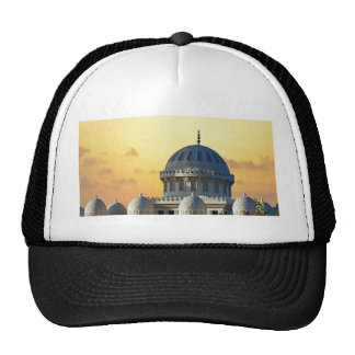 african mosque mesh hats