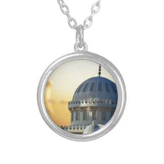african mosque custom necklace
