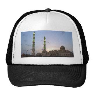 african mosque trucker hat