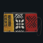 "African Mud Cloth Print wristlet<br><div class=""desc"">African Mud Cloth Print wristlet</div>"