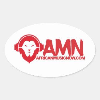 African Music Now Sticker