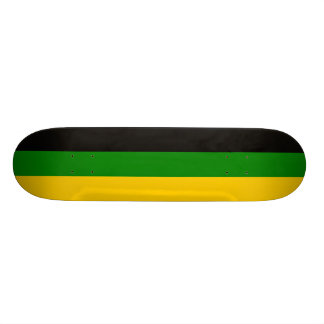 African National Congress, Colombia Political Custom Skateboard