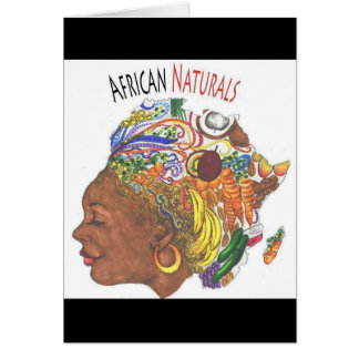 African Naturals Store Card