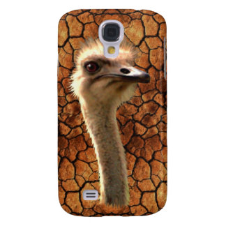 African Ostrich Cute Wildlife iPhone 3 Case