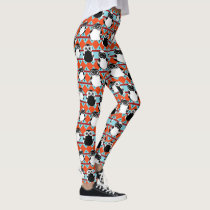 African owls leggings