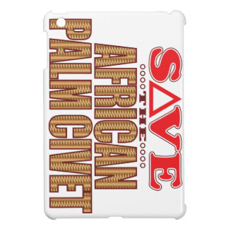 African Palm Civet Save iPad Mini Cover