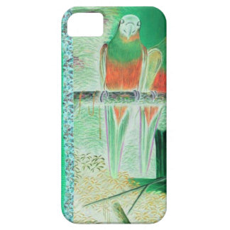 African parrot iPhone SE/5/5s case