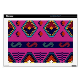 African Pattern Laptop Skin