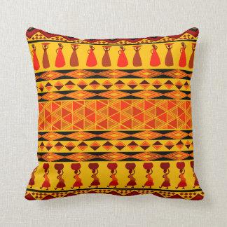 African Pattern Pillows 2