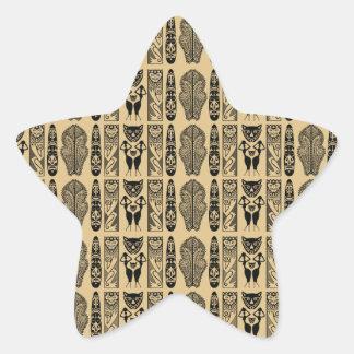 African Pattern Sticker
