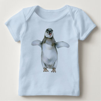 African Penguin Chick Baby T-Shirt