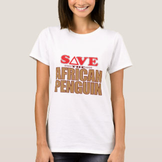 African Penguin Save T-Shirt