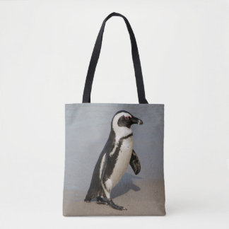 African Penguin Walking Tote Bag